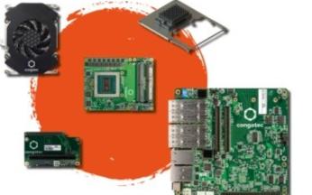 康佳特推出嵌入式边缘以及微型服务器