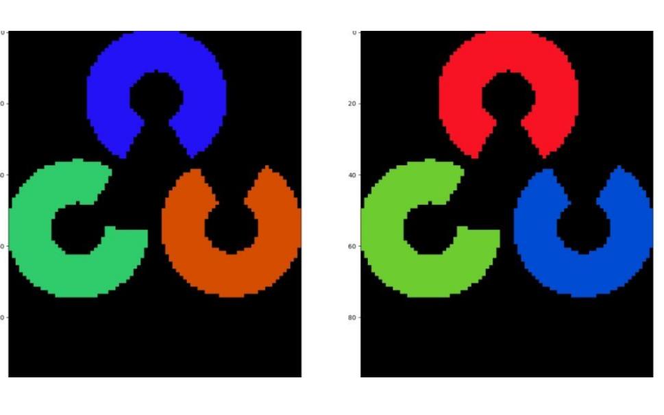 實現openCV傅里葉變換及逆變換的代碼程序免費下載