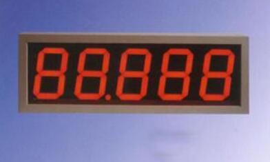 数字显示器的工作原理_数字显示器电路图