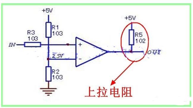 上拉电阻起到什么作用_上拉电阻如何取值