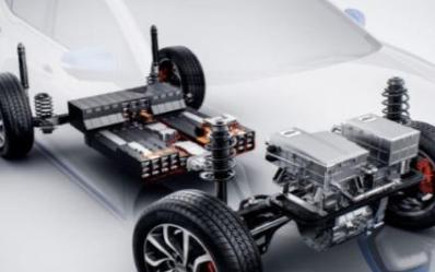 电动汽车系统中发动机与变速箱的联系