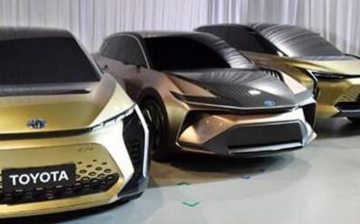 比亚迪与丰田合作将共同开发纯电动汽车
