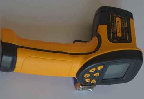 红外线测温仪的工作原理