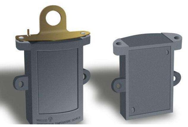 无线测温传感器原理及结构组成