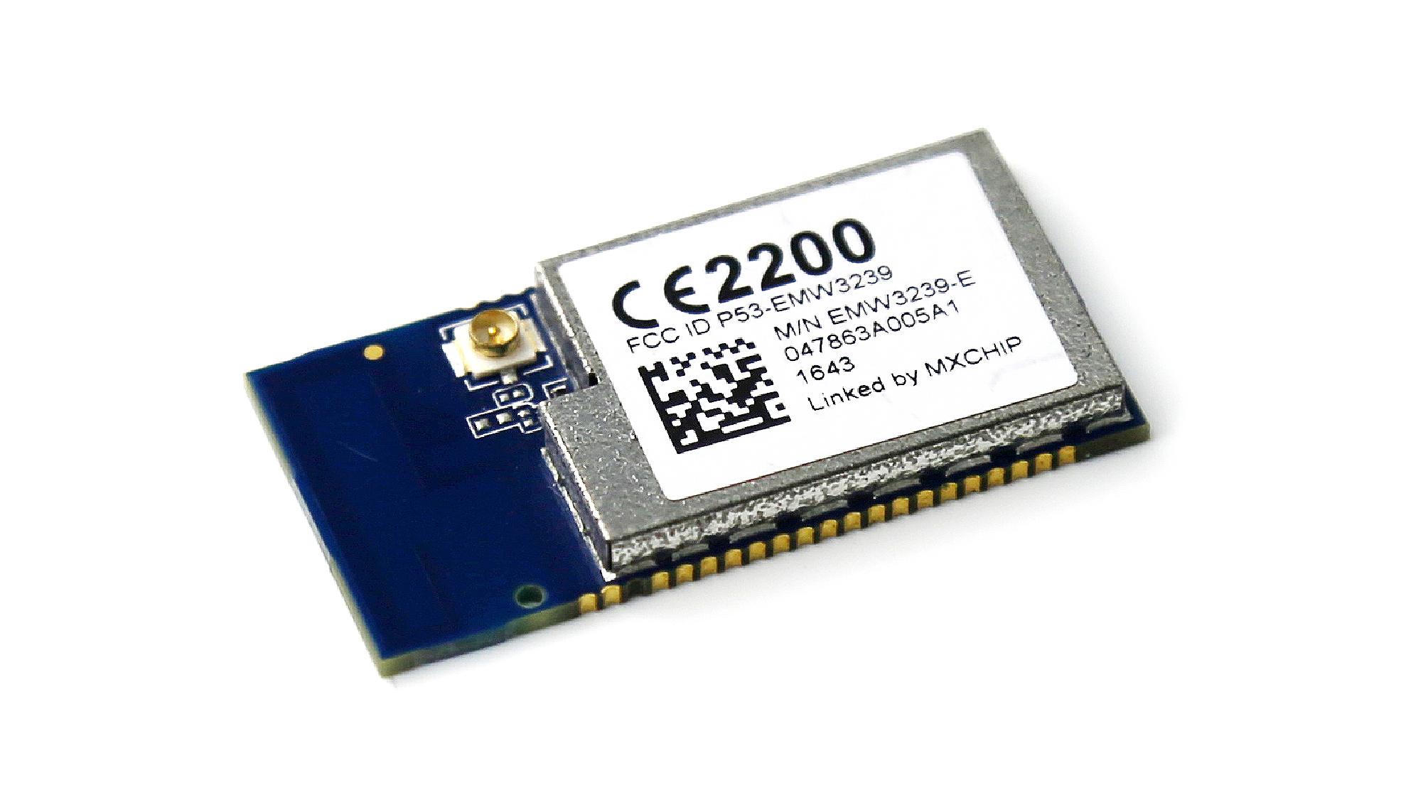 浅谈Wi-Fi&BT4.1嵌入式模块——EMW3239