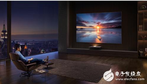 极米全新4K激光电视A2系列开始预售 各方面性能...