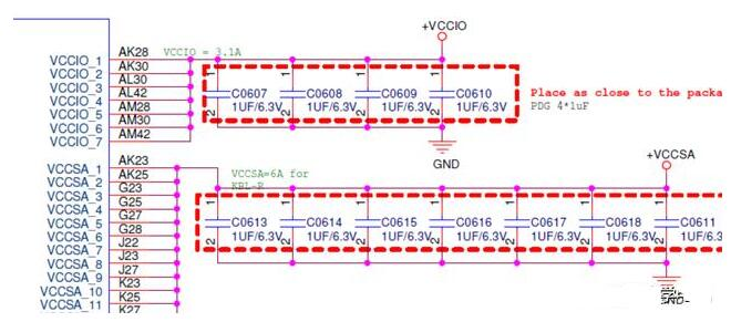 电路中常见的电压名词