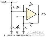 基于RTD传感器电路的良好性能分析