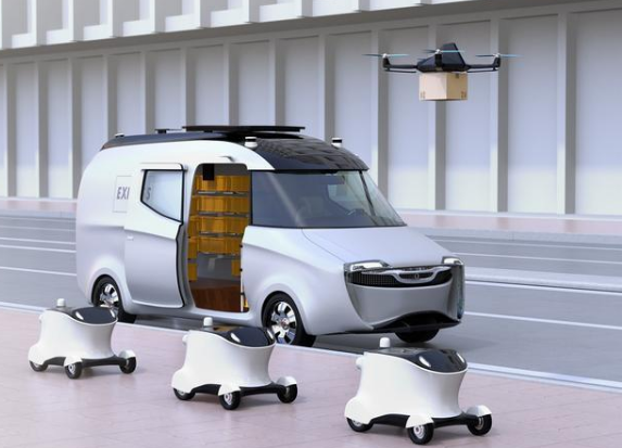 智能物流机器人产业将迎来行业新风口