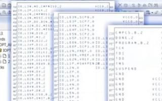 FPGA自動符號生成節省PCB設計創建時間