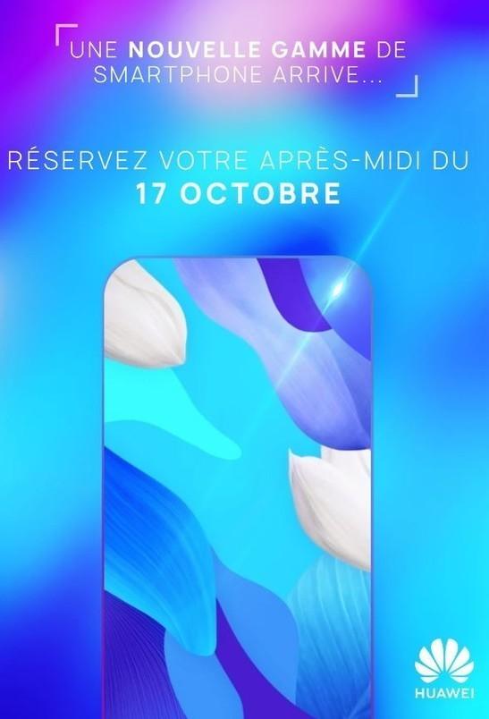 华为计划在法国发布一款全新系列的智能手机该机将搭载鸿蒙系统