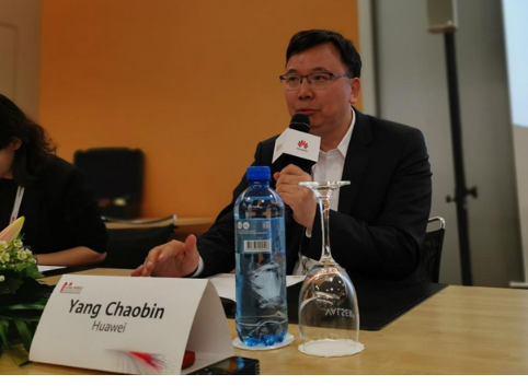 华为5G的发展并没有受到美国政府打压的影响