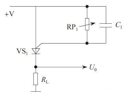 典型的晶闸管应用电路图