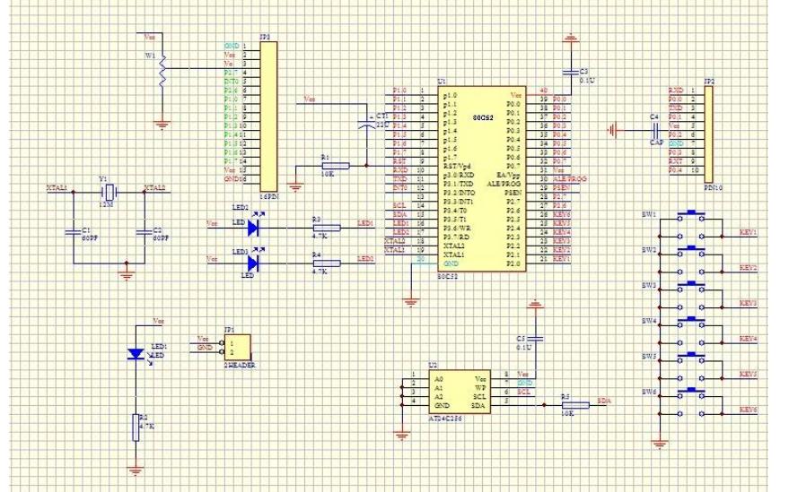 protel四层板及内电层分割的教程详细说明