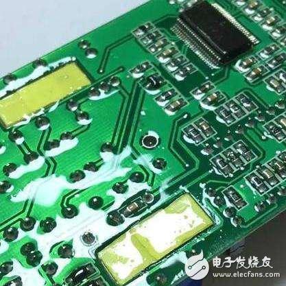 印刷电路板三防涂敷工艺是指哪三防?