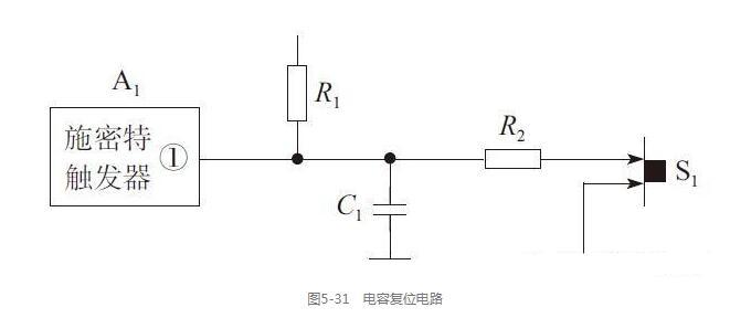 电容器的四个典型应用电路图