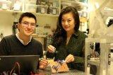 瑞士EPFL的一个研究小组受蚂蚁启发研制出一种微...