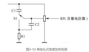 响度控制器电路图