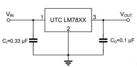 LM7812制作一個12V電源