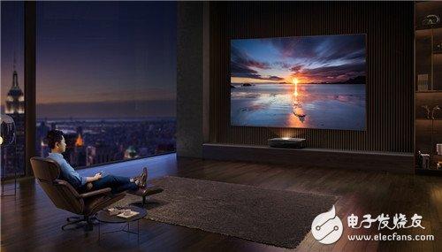 极米推出全新4K激光电视A2系列,抗光幕全面升级