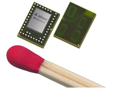英飞凌雷达技术助力谷歌Pixel 4智能手机实现手势控制