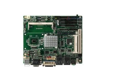 研扬推出采用Intel Atom处理器的嵌入式母板