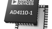 ADI推出集成24位ADC的AD4110-1模拟前端