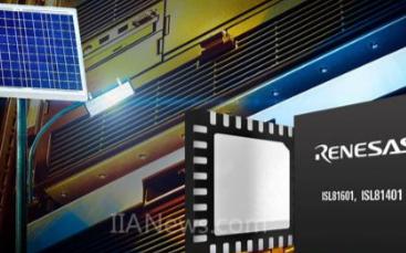 瑞萨电子推出新型的双向同步升降压工业控制器