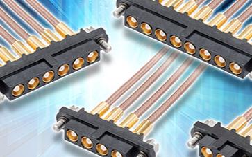 Harwin公司将推出坚固型多端口同轴连接器