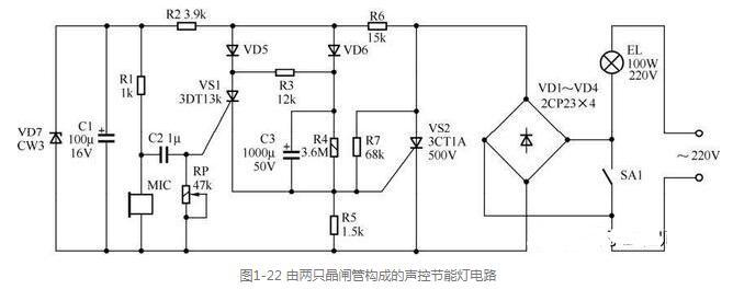 12v一85vled灯电路图 上图中的yy2104是led地摊灯里常用的一款降压