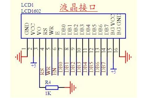 LCD的C语言程序免费下载