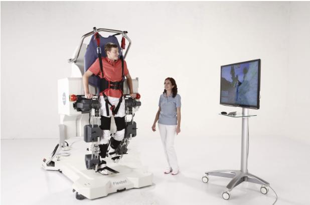 康复机器人领域有什么新的实践