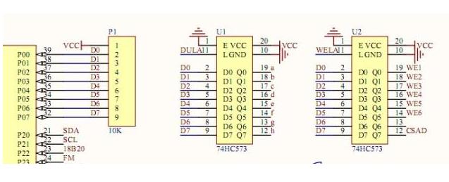51单片机的中断方法以及对LED显示器的控制设计