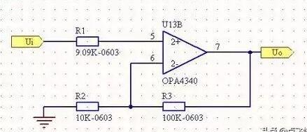 模拟电路中常见的电阻参数