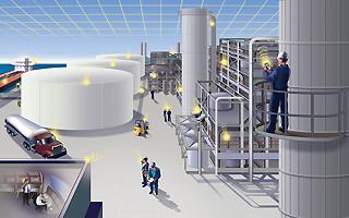 运用IoT边缘设备可轻松实现集成工业4.0控制技术