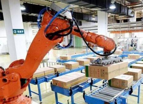 工业机器人的优点以及它的应用领域