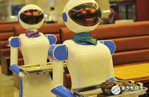 服务机器人的种类及未来的发展趋势
