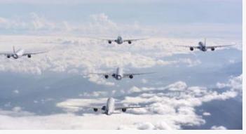 空客推出的喷气式客机系列飞机市场份额到2024年可能会超过波音