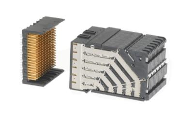 Molex推出的Impact zX2背板连接器可满足高速应用需求