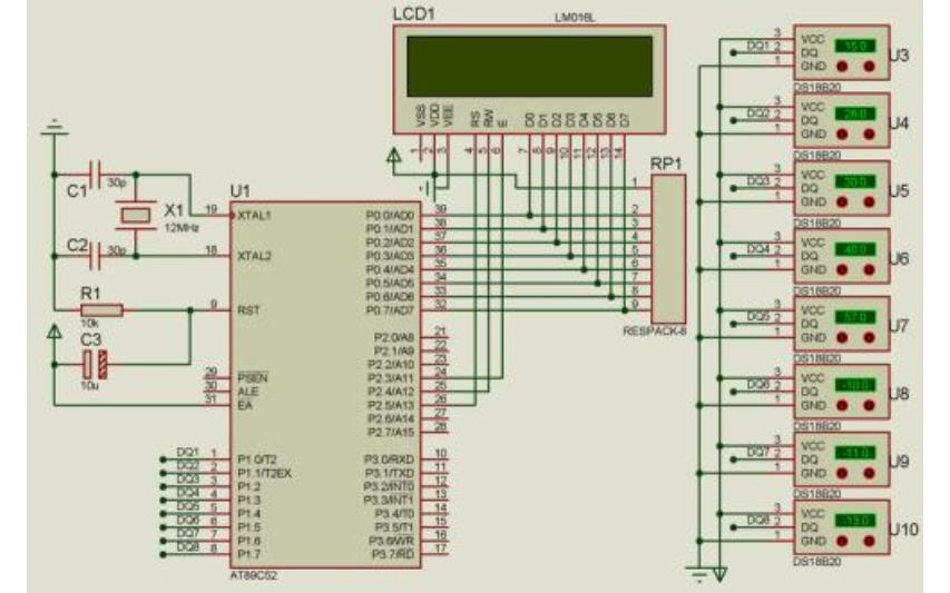 使用STM8S003单片机驱动LCD1602显示屏的程序和工程文件免费下载