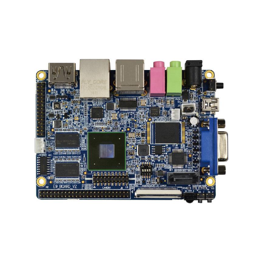 天嵌科技E9v2卡片电脑-NXP系列规格
