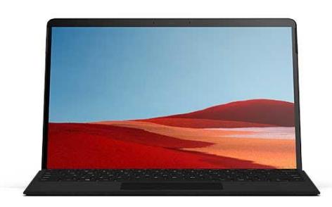 微软在纽约发布了一款目前最轻薄的二合一笔记本电脑Surface Pro X