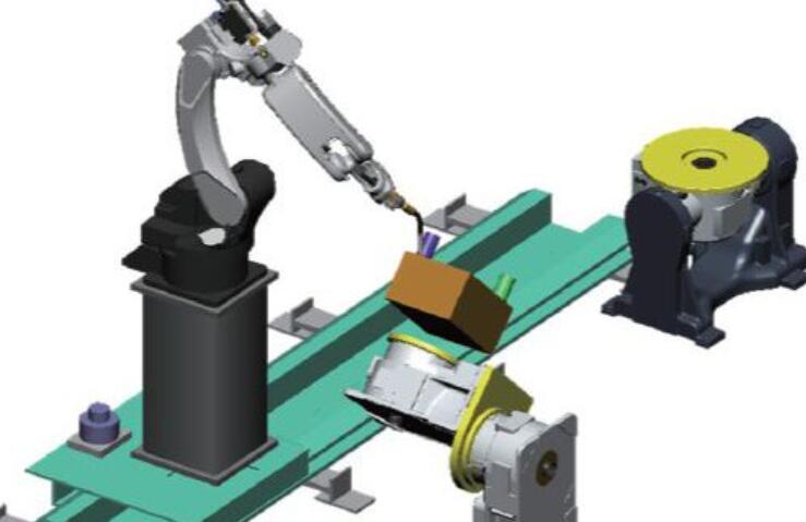 弧焊机器人结构组成及性能参数