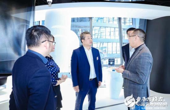 SOHO中国5G实验室迎来首个开放日,多家入驻厂商代表悉数出席