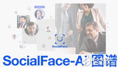 SocialFace-AI圖譜精準識別 搭建社交領域智能人員數據庫