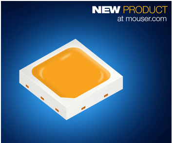 MOUSER launches the first LED innovation quantum dot technology using QD technology