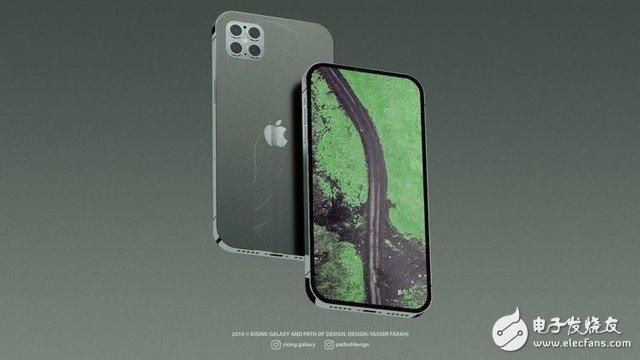 "iPhone 12 Pro新渲染图曝光,采用""无刘海""超级视网膜XDR屏"