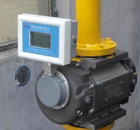 天然气流量的计量方法