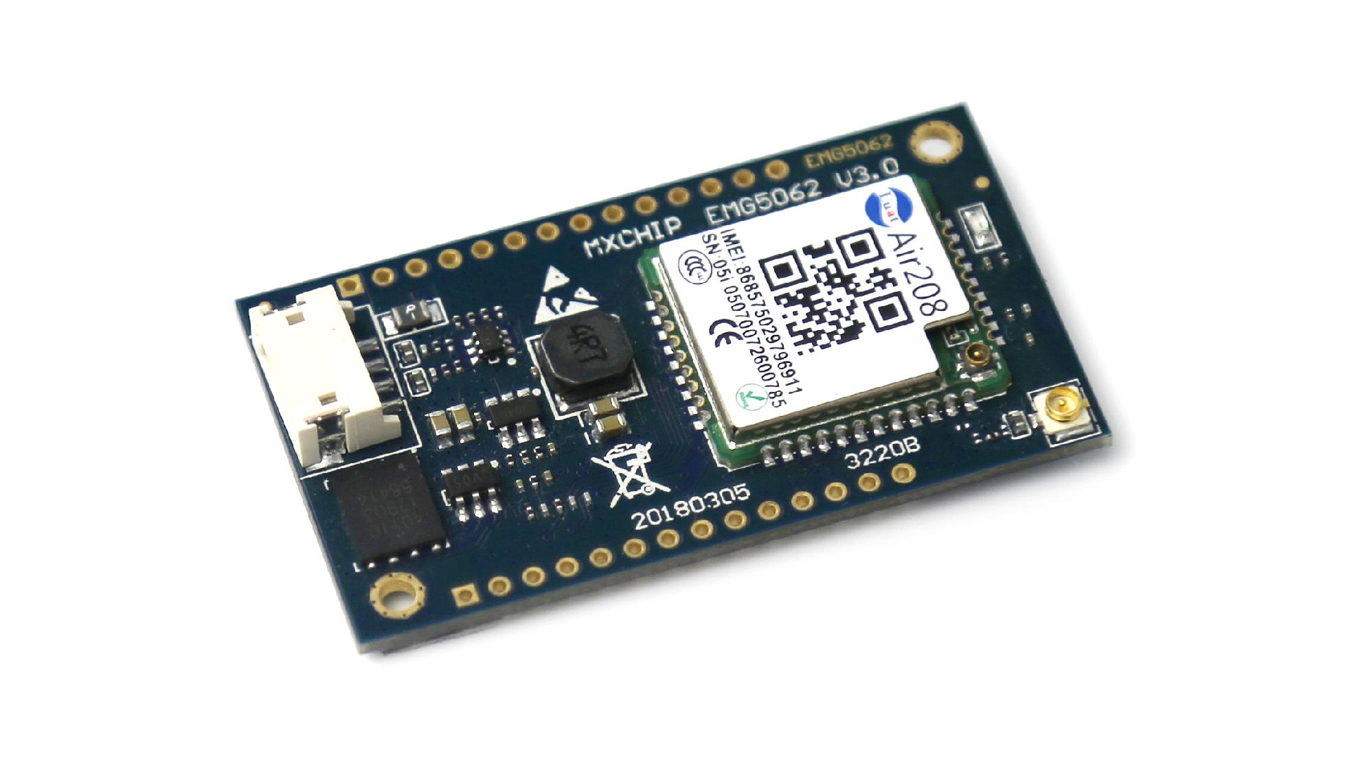 专为物联网需求开发的EMG5062