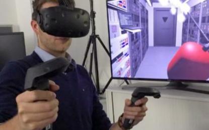 虚拟现实技术在未来或将引发行业革命